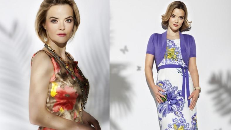 Monika Richardson w kampanii Quiosque - kolekcja wiosna/lato 2012