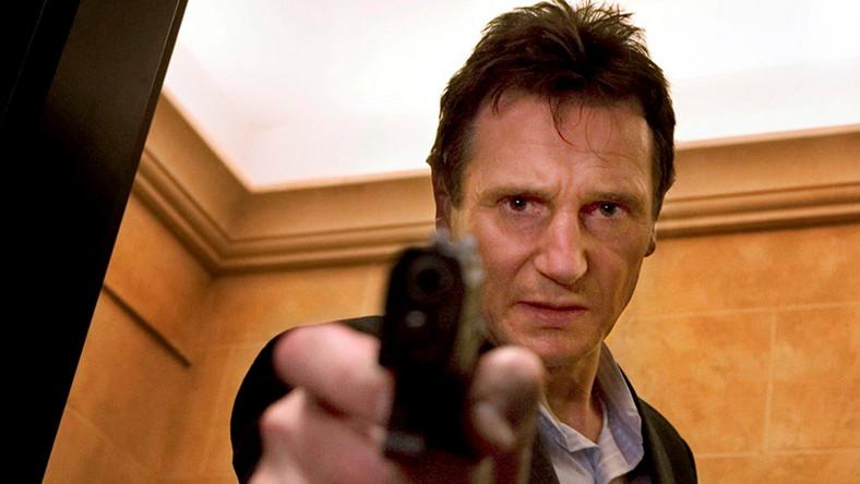 """Liam Neeson jako samotny mściciel w filmie """"Uprowadzona"""""""