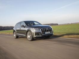 Audi Q7 – luksus w wydaniu XXL