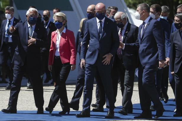 Szczyt UE w Porto