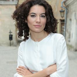 Julia Pogrebińska: z sycylijskim akcentem