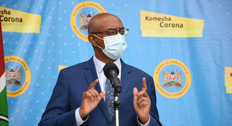 28 new Coronavirus cases in Kenya, total now at 649 - Health CAS Rashid Aman