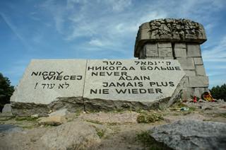 Premier: dramat Treblinki i innych miejsc kaźni II wojny światowej zapiszemy w pamięci pokoleń