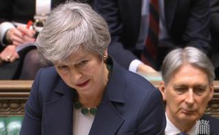 May zaapelowała do Izby Gmin o poparcie umowy ws. brexitu