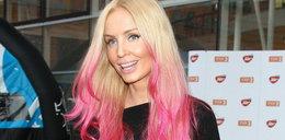 Szulim z różowymi włosami! Ładnie jej?