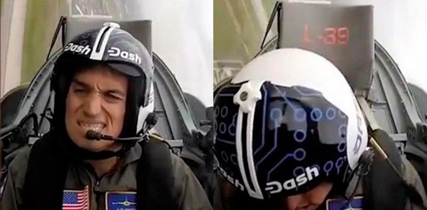 Dramat w przestworzach. Pilot zemdlał podczas lotu akrobatycznego