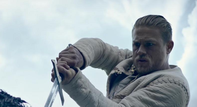 King Arthur: Legend of the Sword.