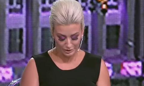 NA IVICI SUZA: Dušica Jakovljević izjavila saučešće porodici Šaulić tokom emisije (VIDEO)