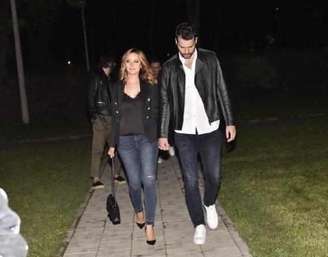 Aleksandra Prijović EMOTIVNOM porukom čestitala suprugu rođendan!