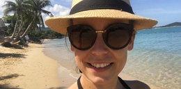 Anna Mucha lubi podnosić ciśnienie. Aktorka pokazała swoje seksowne zdjęcie w bikini. Na sam widok robi się gorąco!