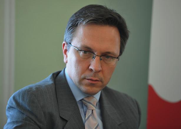 Krzysztof Rybiński, rektor Akademii Finansów i Biznesu Vistula w Warszawie