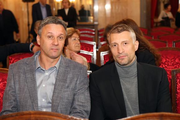Vladimir Batez i Ivan Miljković
