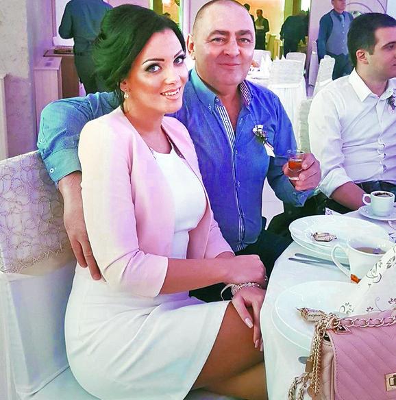 Biljana Mijatović (30) i Siniša Radovančev