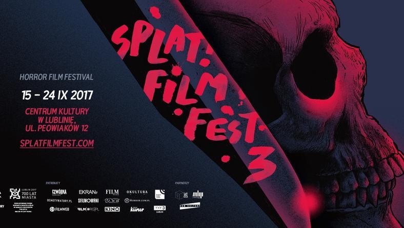 Plakat Splat!FilmFest