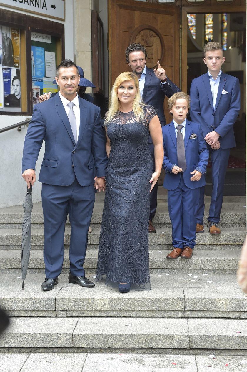 Córka znanej aktorki wzięła ślub! Wśród gości same sławy