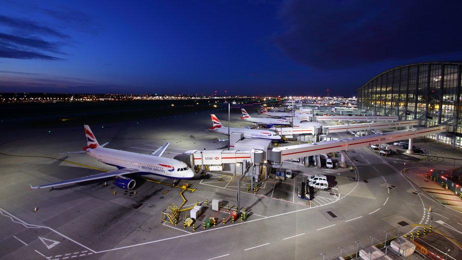 Lotnisko Heathrow utraciło tytuł największego lotniska w Europie na rzecz Paryża