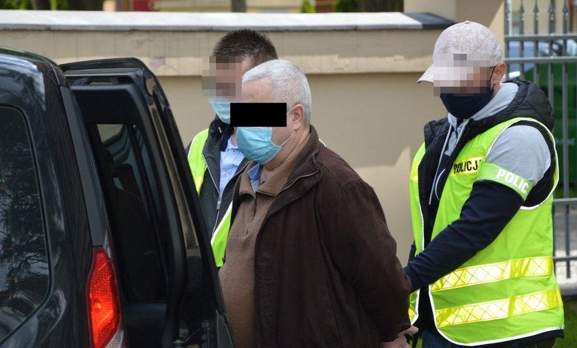 Waldemar Ch. 32 lata temu zamordował i zgwałcił staruszkę