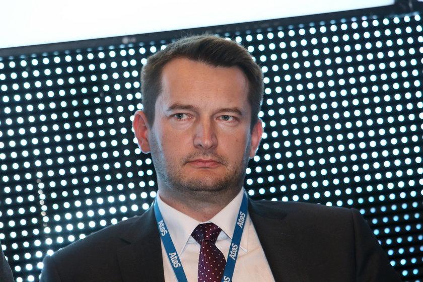 Mariusz Zawisza, PGNiG