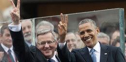 BOR udaremnił akcję Greenpeace podczas przemówienia Obamy