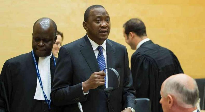 Kenya protests as victims'lawyers in Kenyan post election violence case, Morris Anyah and Fergal Gaynor, are nominated for ICC prosecutor's job