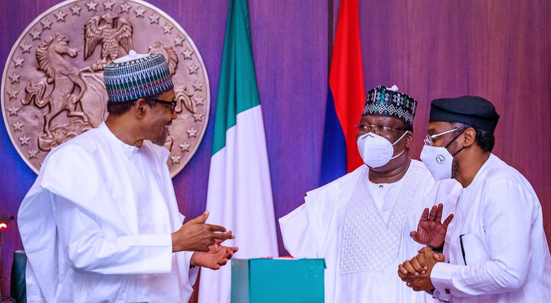 President Buhari will address a joint session of the national assembly this week