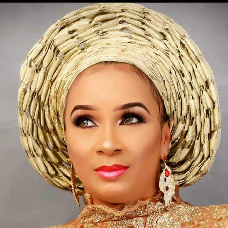 Ibinabo Fiberesima says many of her colleagues don't care much about their health until it becomes too late. [Facebook/Ibinabo Fiberesima]