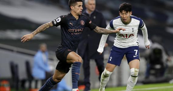 Premier League. Tottenham - Manchester City. Wynik i relacja