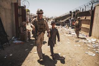 Rozpoczęło się wycofanie wojsk USA z Kabulu
