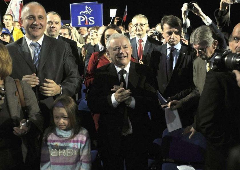 PiS rusza na wybory. Cel: 36 procent