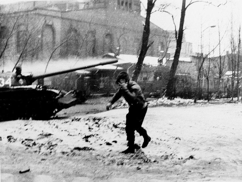 Katowice. Darmowy gaz dla uczestników  strajku w kopalni Wujek w czasie stanu wojennego