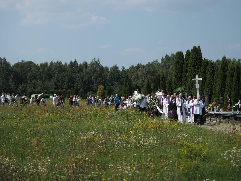 Pogrzeb Kingi w Łodzi Zabił ją pijany ojciec koleżanki
