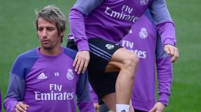 Fabio Coentrao zachwycił na treningu Królewskich