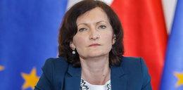 Wojewoda podkarpacki Ewa Leniart złożyła rezygnację ze swojej funkcji