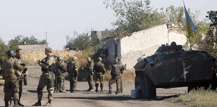 Przełom w Donbasie? Zawieszenie broni weszło w życie