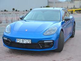 Porsche Panamera 4 E-Hybrid Sport Turismo – limuzyna pod napięciem | TEST