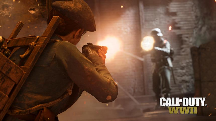 Recenzja dodatku do Call of Duty WWII The Resistance