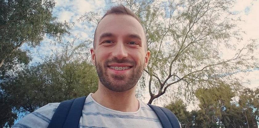 Nowy trop w sprawie zaginionego nauczyciela z Krakowa. Znaleziono jego but