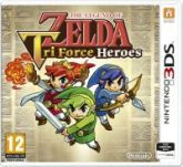 Okładka: The Legend of Zelda: Tri Force Heroes