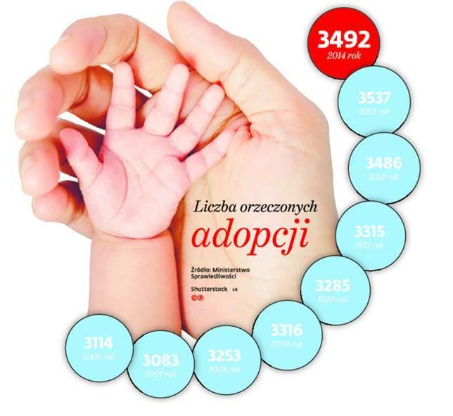 Liczba orzeczonych aborcji
