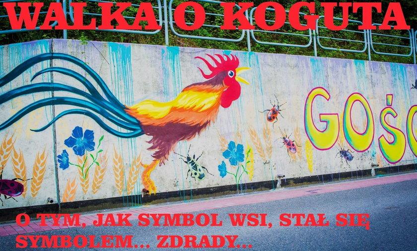 Ksiądz krytykował mural namalowany przez dzieci. Zareagowali wandale