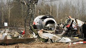Ujawniono szokujące zdjęcia wraku tupolewa, który rozbił się w Smoleńsku