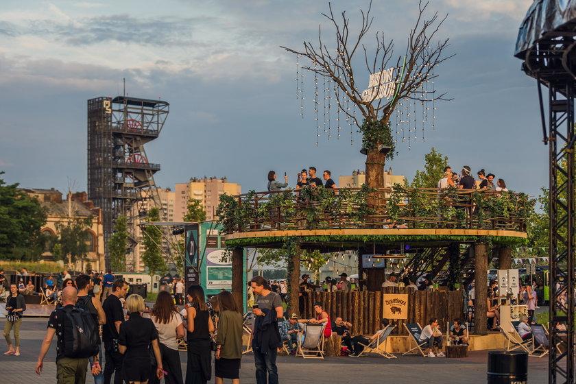 Różowy diabeł, 9 tys. litrów i rekordowa publiczność. Taki był Tauron Nowa Muzyka Katowice