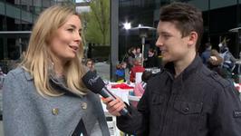 """Karolina Ferenstein-Kraśko i inne gwiazdy na wielkanocnej imprezie z dziećmi. """"Mówmy sobie, że się kochamy!"""""""