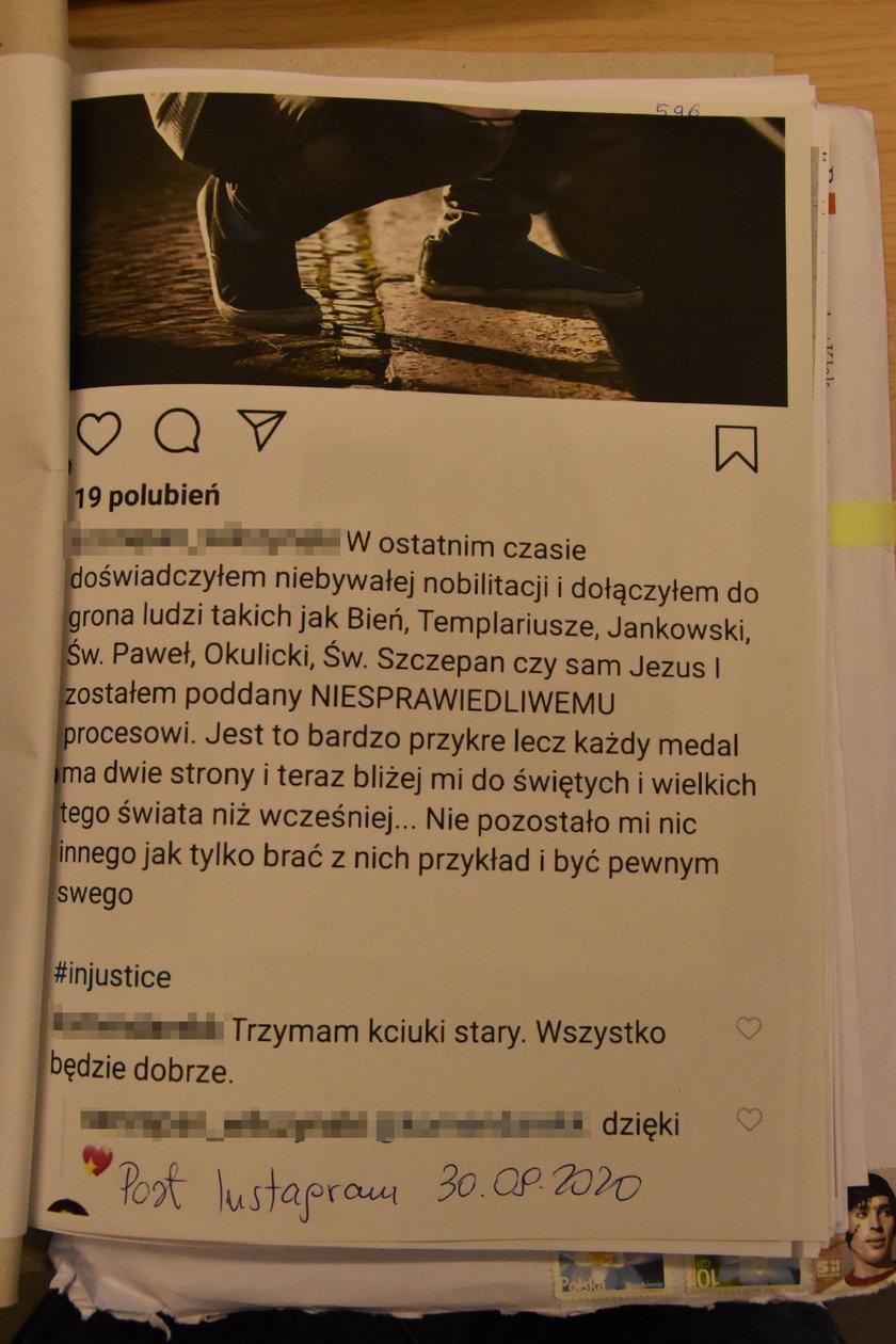 Post z Instagrama
