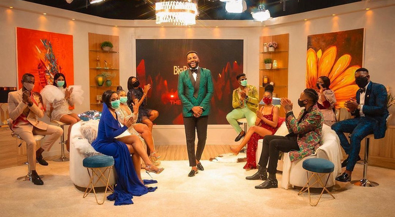 Big Brother Naija Pepper Dem Reunion show finale: All the memorable moments