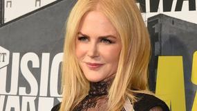 Nicole Kidman cała w koronkach na gali. Seksowna?