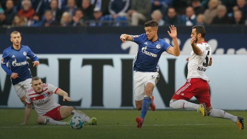 Schalke 04 Gelsenkirchen - Hamburger SV