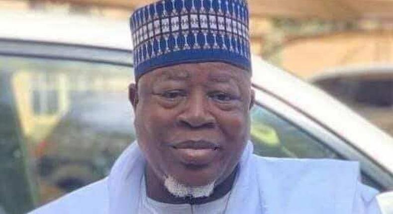 Soko state Commissioner for Agriculture, Alhaji Arzika Tureta. [thisnigeria]
