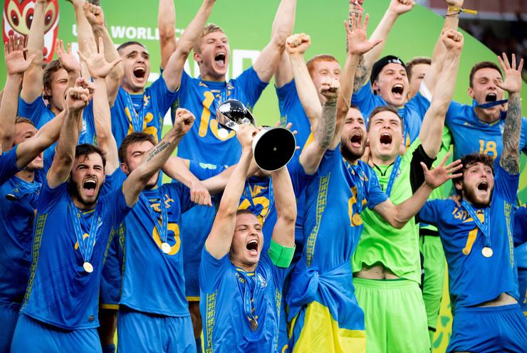 U20 reprezentacija Ukrajine