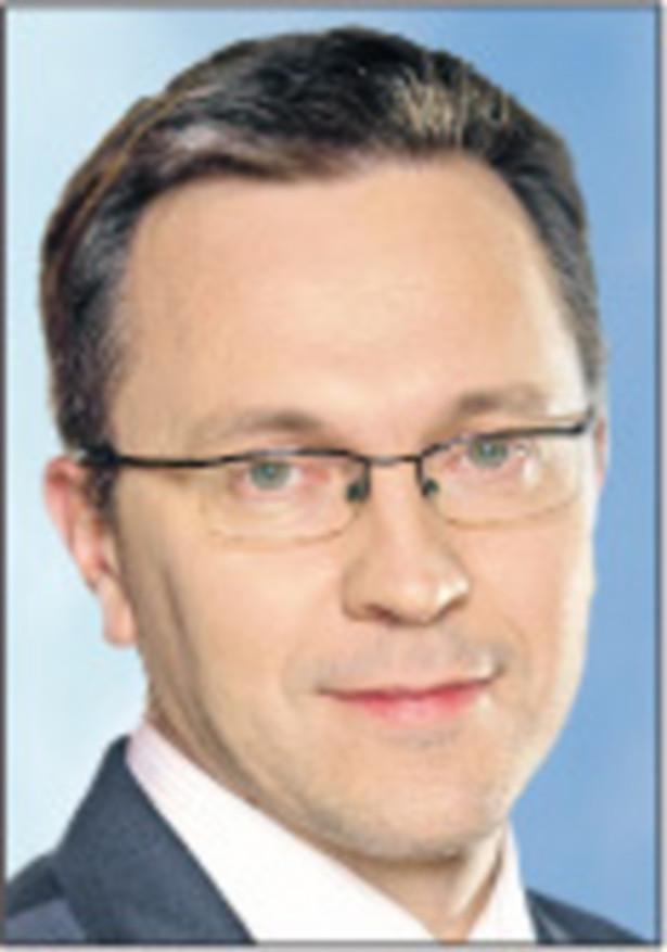Krzysztof Rybiński, ekonomista, rektor Uczelni Vistula